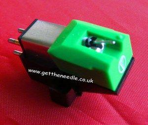 Audio Technica AT95E Cartridge with Generic 78 RPM  Stylus