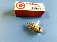 Goldring ER7MX Crystal MONO Cartridge with LP/78Styli