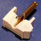 White Stylus Needle