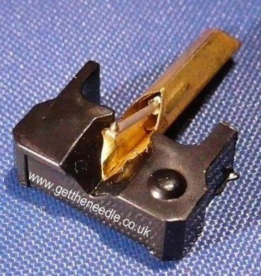 Dual CS1225/1 Elliptical Stylus Needle
