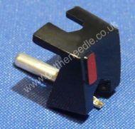 Black 78rpm Stylus Needle