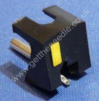 Black Elliptical Stylus Needle
