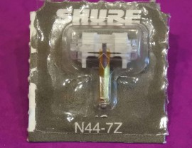 SHURE ORIGINAL N44-7G stylus needle for M44-7 Cartridge