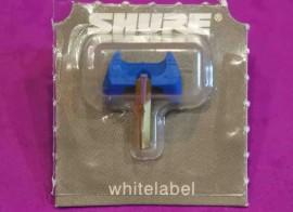 SHURE ORIGINAL DJ WHITE LABEL stylus needle