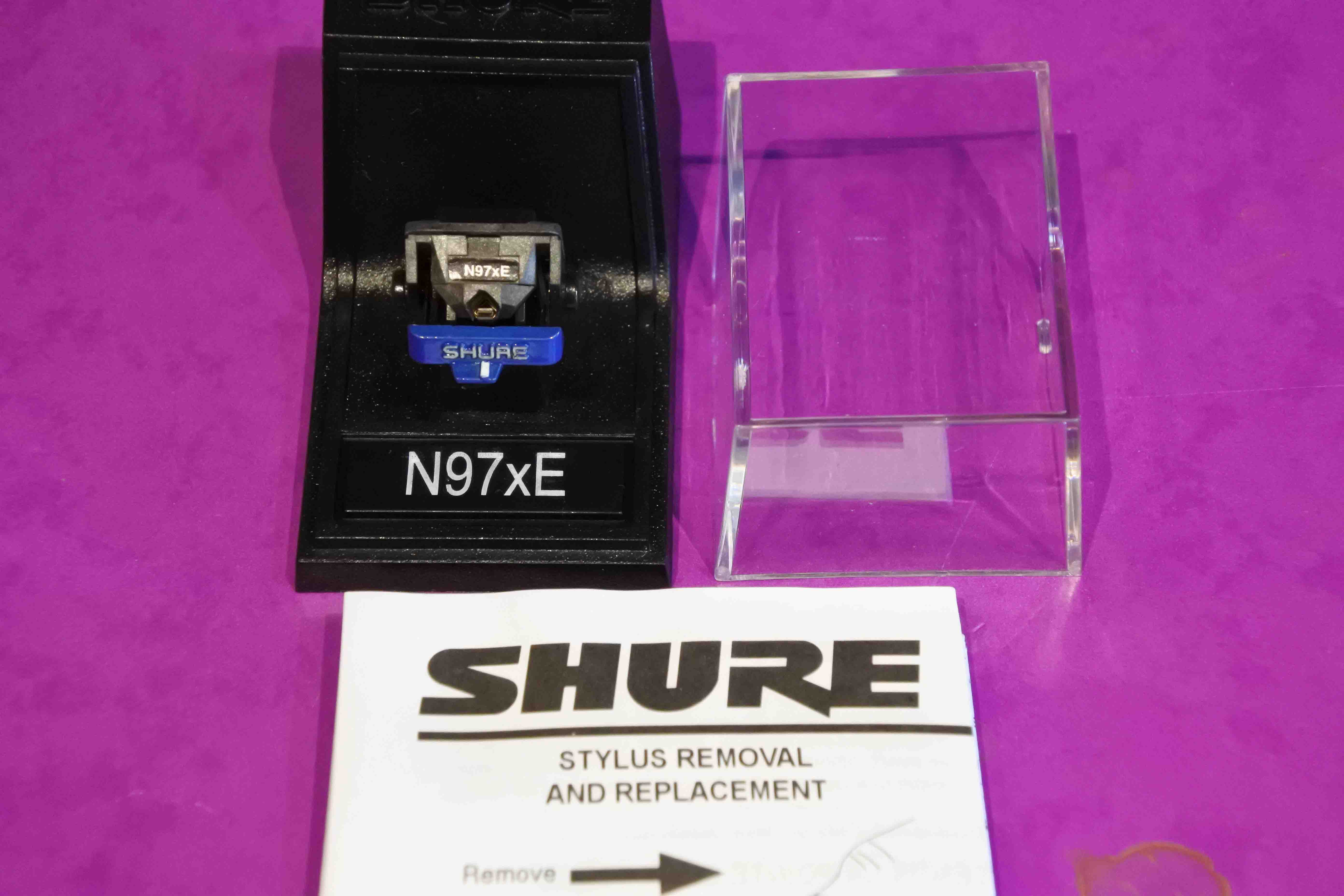 SHURE ORIGINAL N97XE stylus needle for M97-xE Cartridge